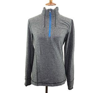 Lululemon Pullover Sweater Womens Small Gray
